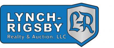Lynch-Rigsby. Realty & Auction