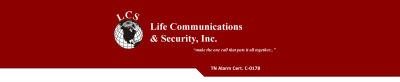 Life Communications & Security, Inc.