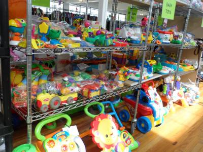 Marketplace Consignment Sales