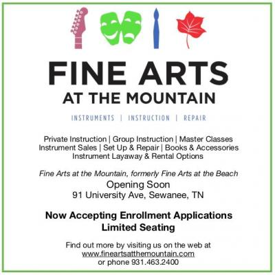 Fine Arts At The Mountain